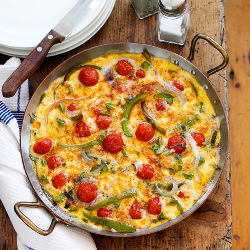Vegetable Frittata - Good Housekeeping