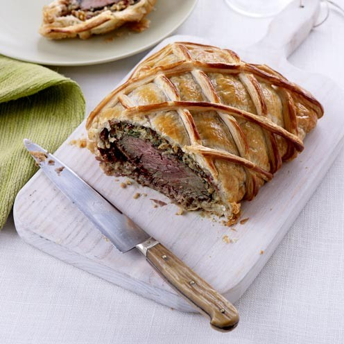 Good Food Recipes Fillet Of Beef Wellington
