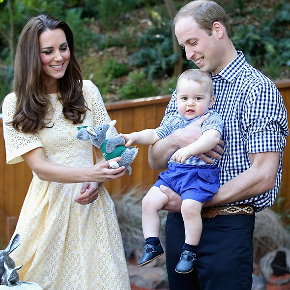 Could One Of These Be The Real Royal Baby Name?