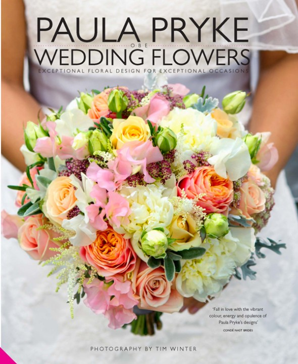 wedding flowers book by florist paula pryke wedding planning wedding flowers good housekeeping. Black Bedroom Furniture Sets. Home Design Ideas