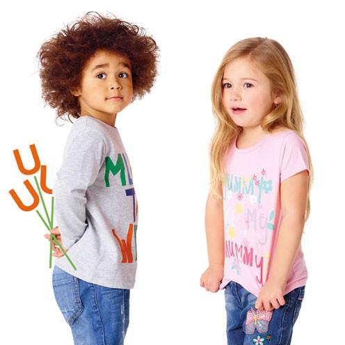 new morrisons kids clothing range revealed good housekeeping. Black Bedroom Furniture Sets. Home Design Ideas