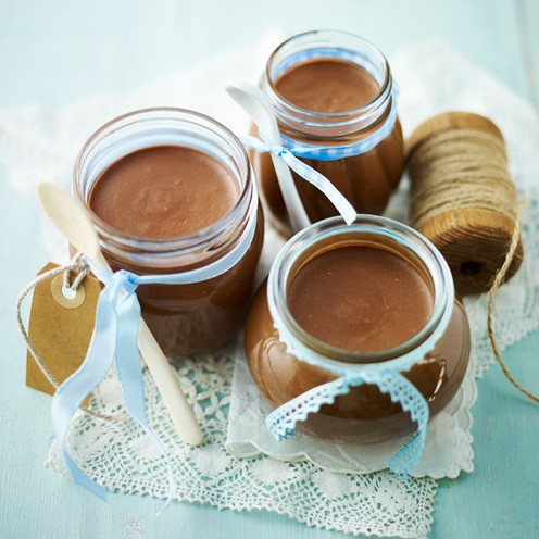 Home-made chocolate hazelnut spread - Good Housekeeping