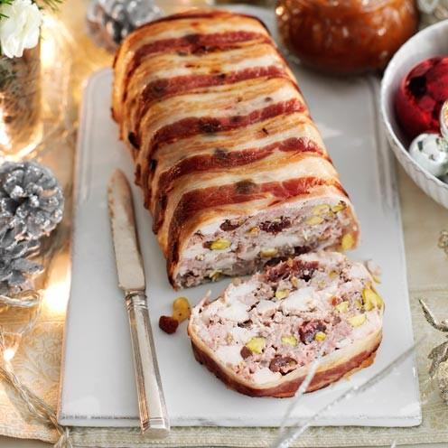 Terrine Recipes Pork And Chicken Chicken And Pork Terrine
