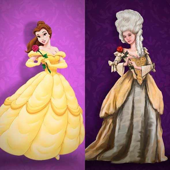 What Disney Princesses Would Look Like In Real Life Entertainment Good Housekeeping