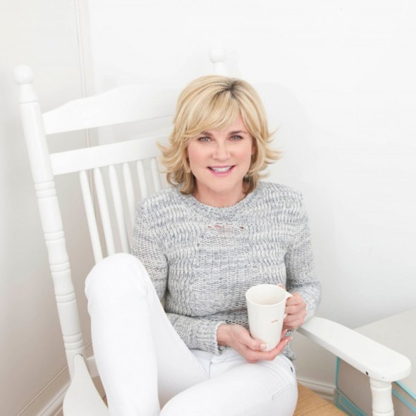 Anthea Turner On How To Give Your Home A Detox