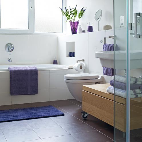 Keep your bathroom clean and sparkling good housekeeping - How to thoroughly clean your bathroom ...