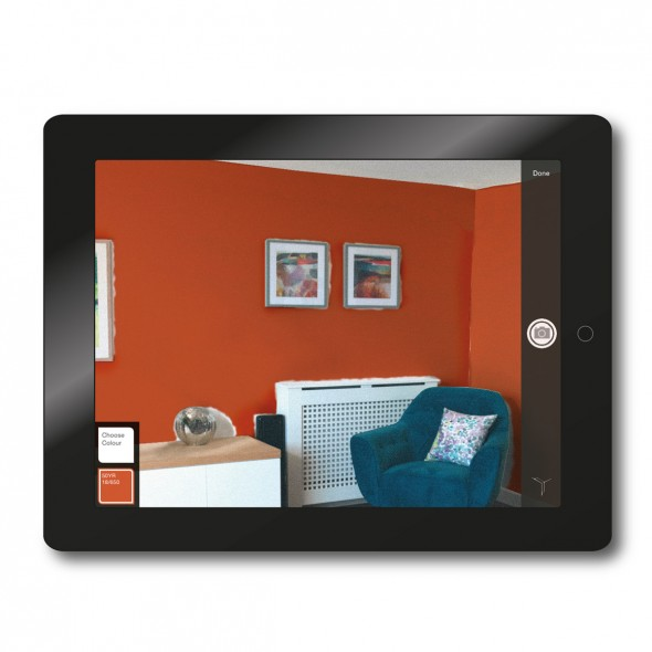 Home Design Ideas App: Dulux Launches Clever Paint App