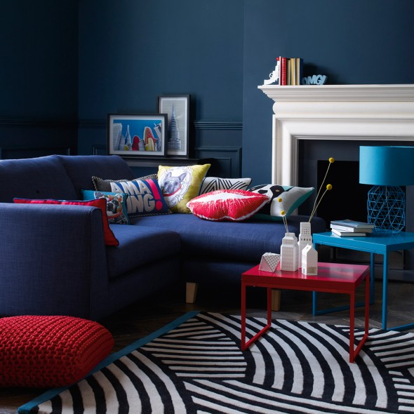 Best Of The Week 9 Instagrammable Living Rooms: 5 Decorating Ideas To Steal From Debenhams