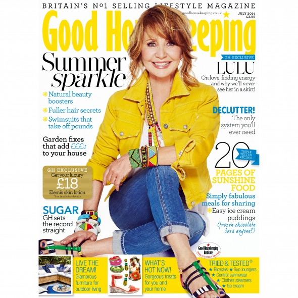 Good Housekeeping: Good Housekeeping July 2014 Issue Is Out Now!